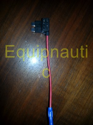 2 PORTE FUSIBLE DERIVATION CABLE ELECTRIQUE !