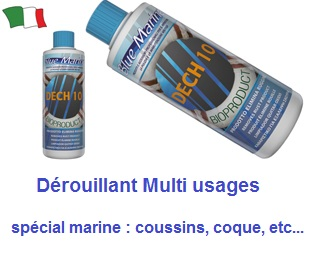 DEROUILLANT MULTI SUPPORT