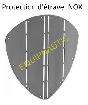 PROTECTION D'ETRAVE INOX